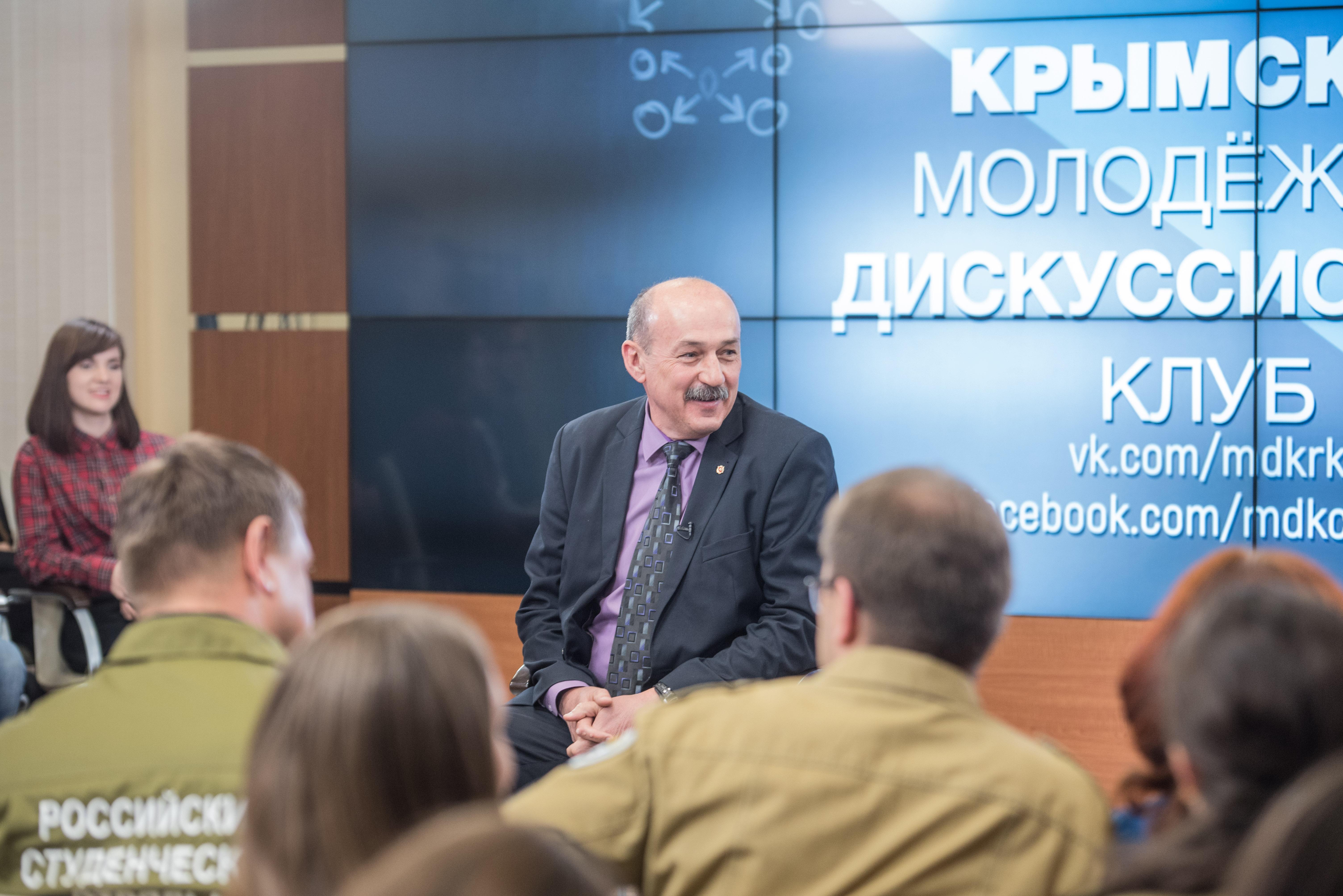Проведение молодежных фестивалей в Крыму будет способствовать развитию молодежного туризма